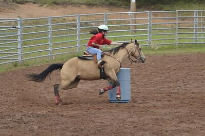 UP Cowboy Sunday speed 106
