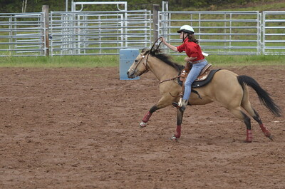 UP Cowboy Sunday speed 102