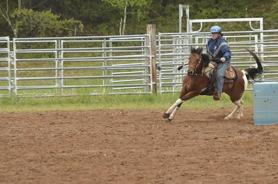 UP Cowboy Sunday speed 253