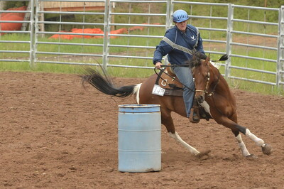 UP Cowboy Sunday speed 244