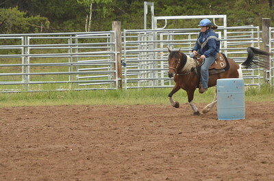 UP Cowboy Sunday speed 252