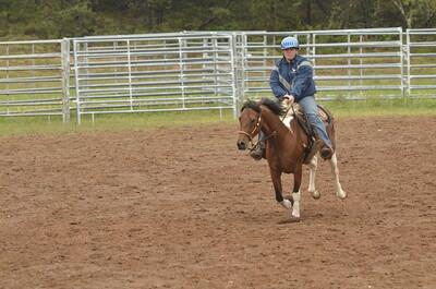 UP Cowboy Sunday speed 257