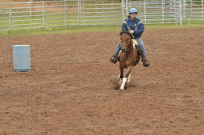 UP Cowboy Sunday speed 258