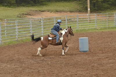 UP Cowboy Sunday speed 251