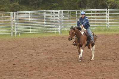 UP Cowboy Sunday speed 256