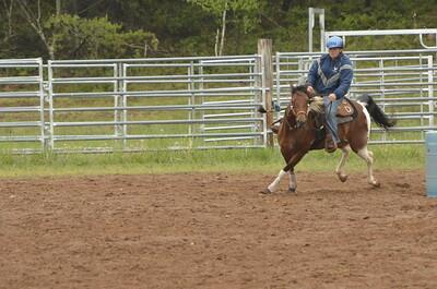 UP Cowboy Sunday speed 254