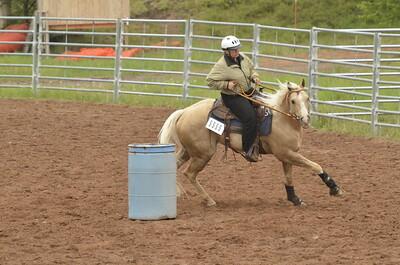 UP Cowboy Sunday speed 262
