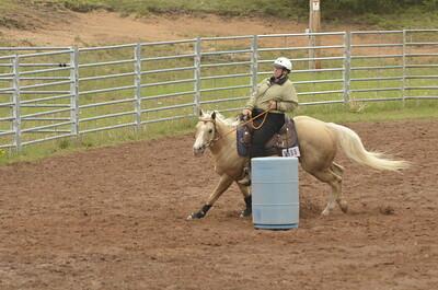 UP Cowboy Sunday speed 268