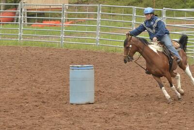UP Cowboy Sunday speed 245