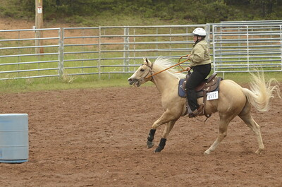 UP Cowboy Sunday speed 266