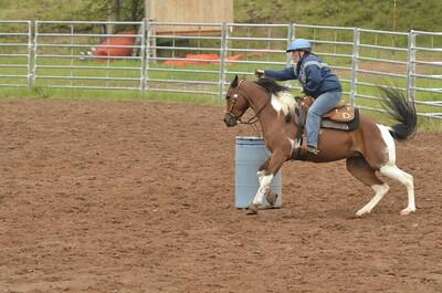 UP Cowboy Sunday speed 246