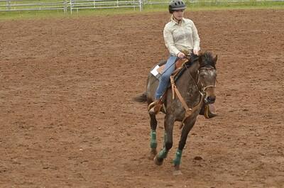 UP Cowboy Sunday speed 232