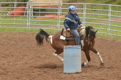 UP Cowboy Sunday speed 243