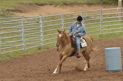 UP Cowboy Sunday speed 233