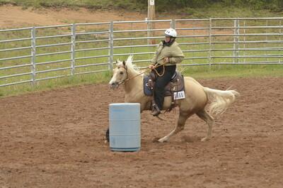 UP Cowboy Sunday speed 267