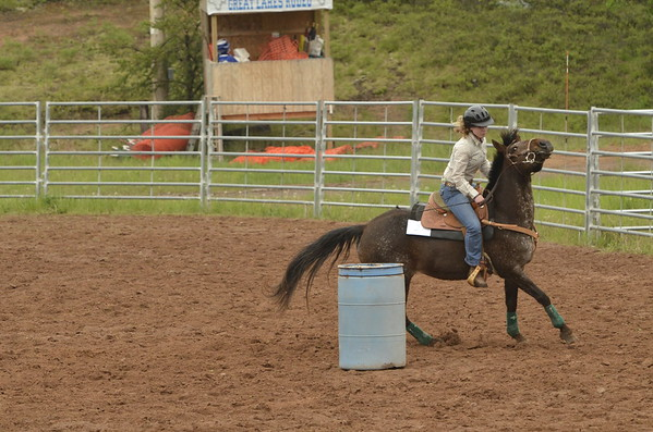 UP Cowboy Sunday speed 219