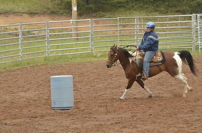 UP Cowboy Sunday speed 248