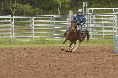 UP Cowboy Sunday speed 255