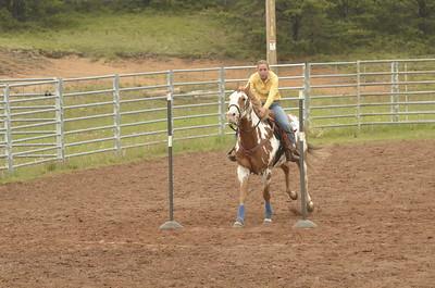 UP Cowboy Sunday speed 509