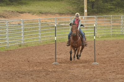 UP Cowboy Sunday speed 542