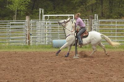UP Cowboy Sunday speed 517