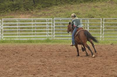 UP Cowboy Sunday speed 535