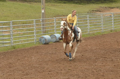 UP Cowboy Sunday speed 512