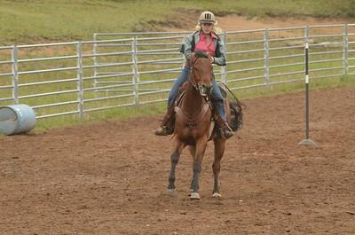 UP Cowboy Sunday speed 544