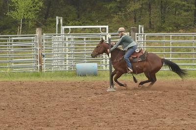 UP Cowboy Sunday speed 537