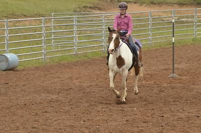 UP Cowboy Sunday speed 552