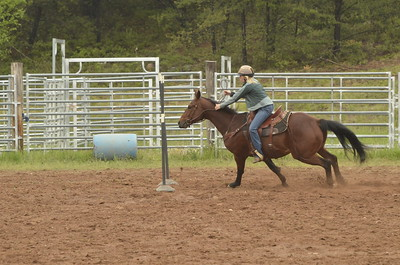 UP Cowboy Sunday speed 536