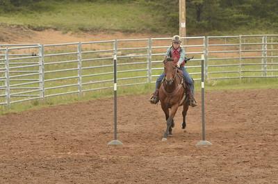 UP Cowboy Sunday speed 541