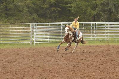 UP Cowboy Sunday speed 508