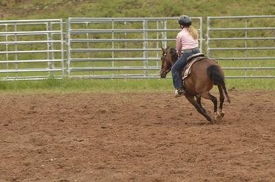 UP Cowboy Sunday speed 554