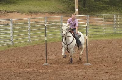 UP Cowboy Sunday speed 522