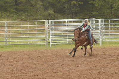 UP Cowboy Sunday speed 540