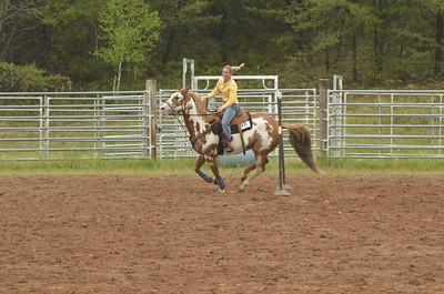 UP Cowboy Sunday speed 507