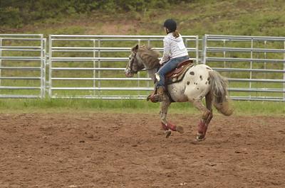 UP Cowboy Sunday speed 524