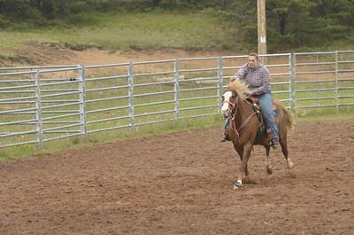 UP Cowboy Sunday speed 738