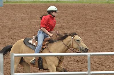 UP Cowboy Sunday speed 719