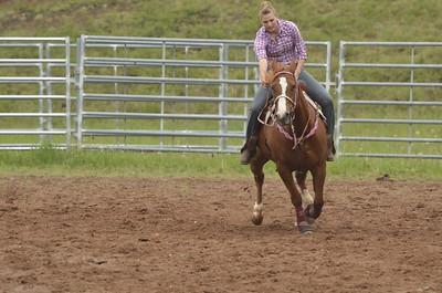 UP Cowboy Sunday speed 724