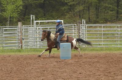 UP Cowboy Sunday speed 783