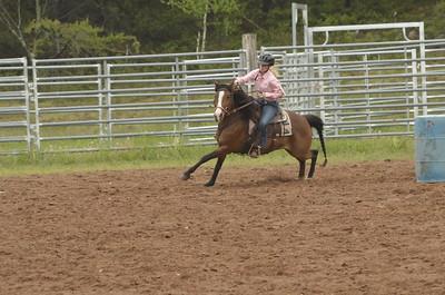 UP Cowboy Sunday speed 684