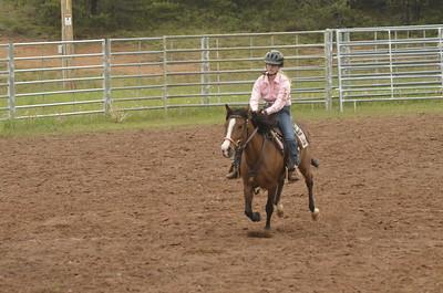 UP Cowboy Sunday speed 687