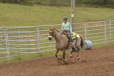 UP Cowboy Sunday speed 668