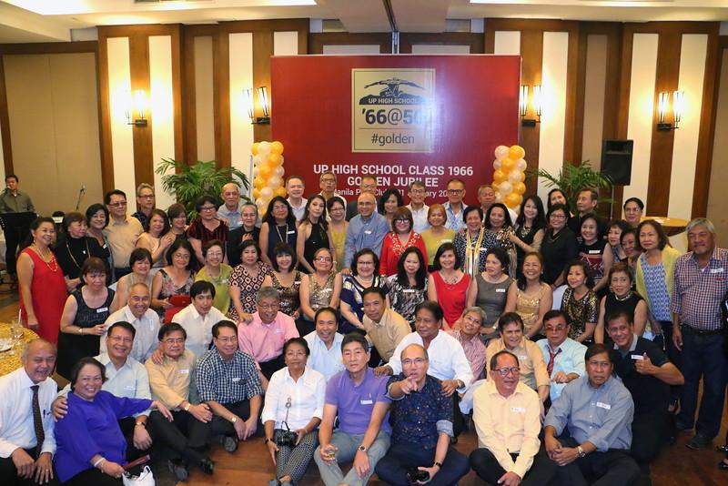 UPHS '66 Manila Polo Club Golden Jubilee Dinner Dance