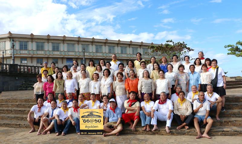 UPHS '66@50 Bataan Tour Day 2