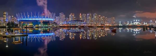Cirque Du Soleil in Vancouver
