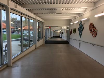 Dr. Friedlander hallways/interview areas