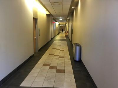 Dr. Hogan interview/hallways